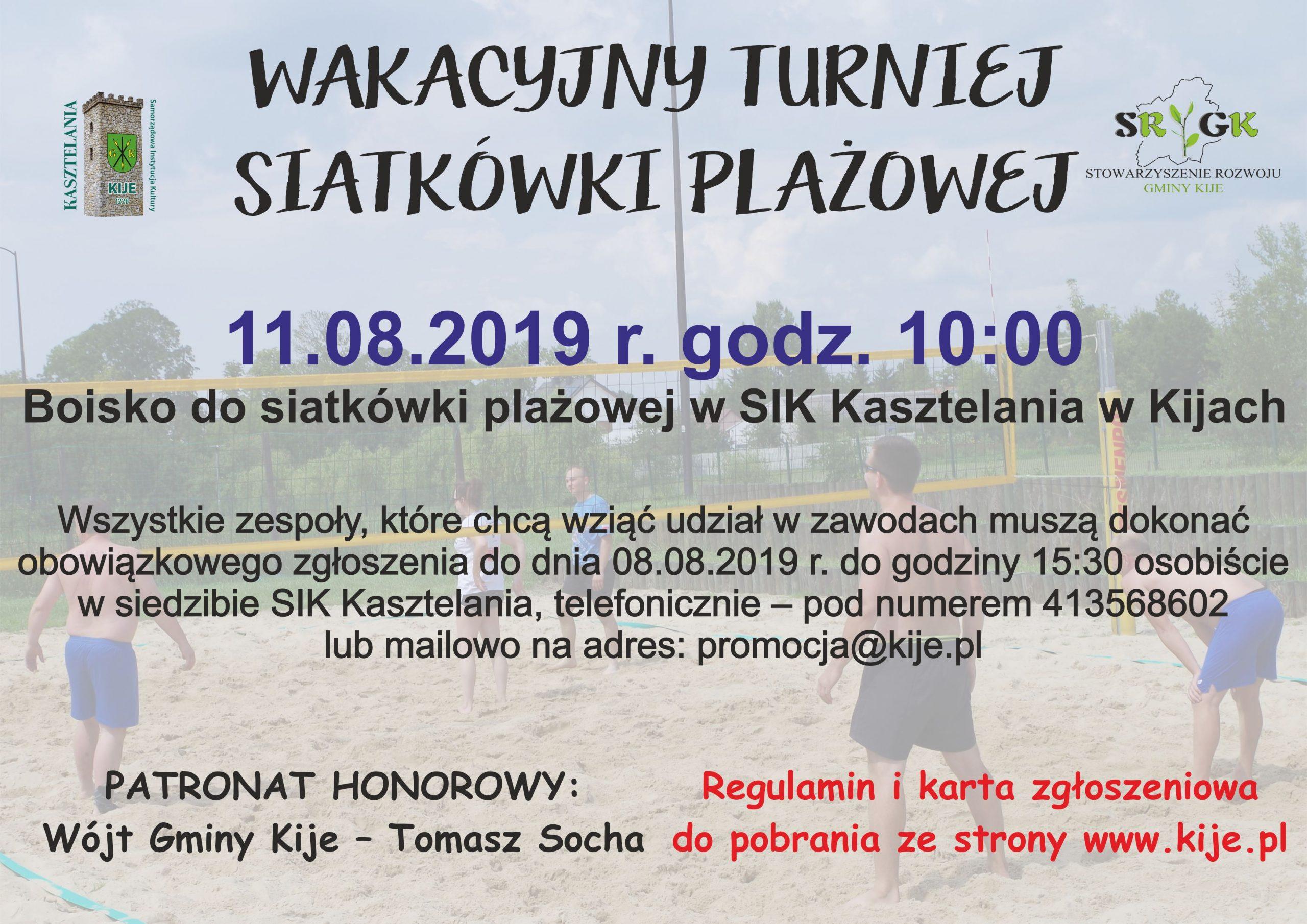 plakat siatkowka2019