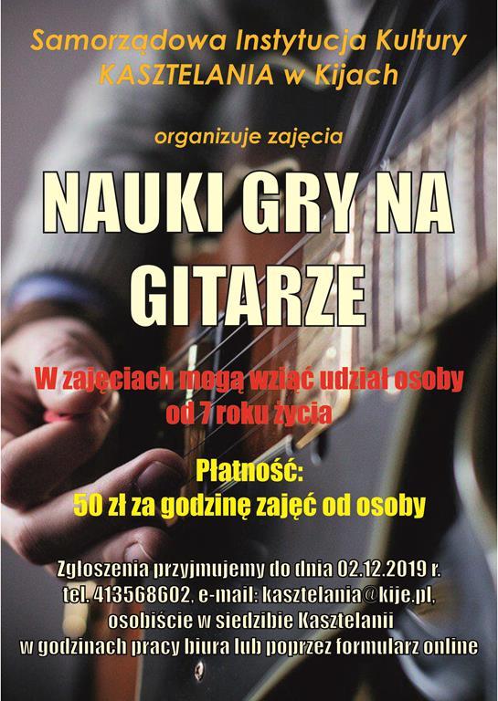plakat gitary2019