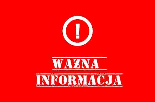 wazne info