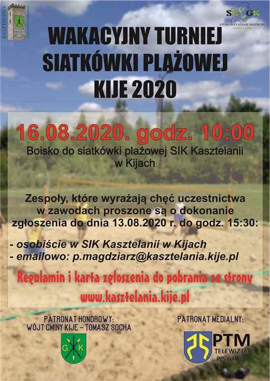 plakat siatkowka2020 Copy